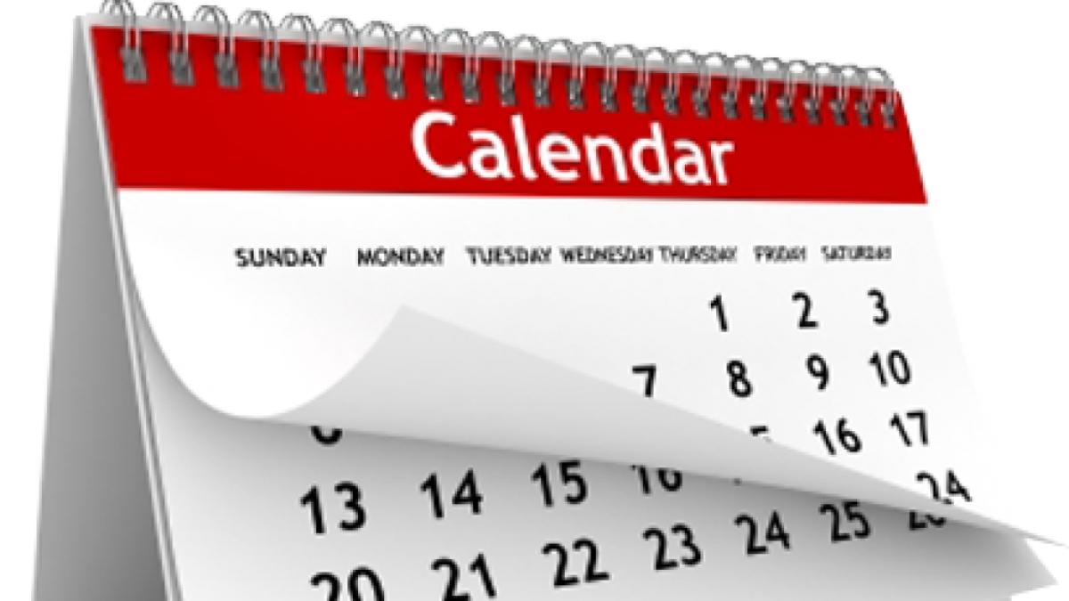 Calendario Fiscale 2020.Calendario Scolastico 2019 2020 Massimiliano Kolbe